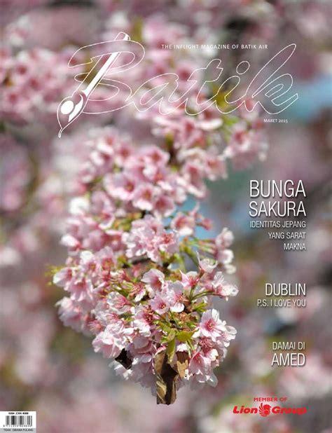 batik air inflight magazine batik maret 2015 by batik air magazine issuu