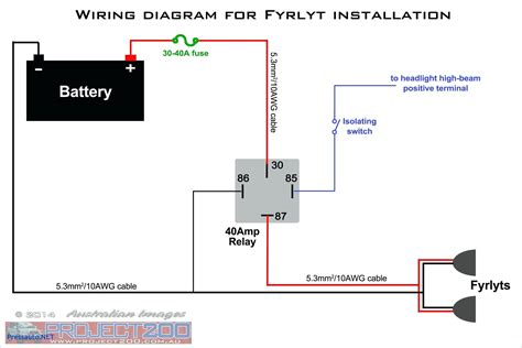 diagram 5 pin flat trailer wiring to