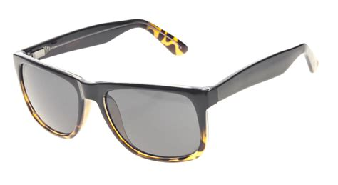 S Retro Sunglasses Black dockers s black tortoiseshell retro sunglasses