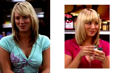 puctures of penny new hair cut bigvbang theroy jen s hair reviews the big bang theory penny kaley