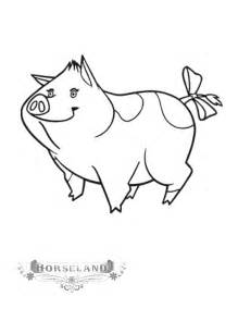 horseland coloring pages horseland coloring pages coloringpages1001