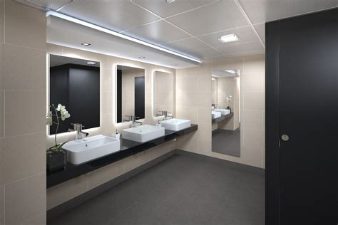 commercial bathroom ideas on restroom design
