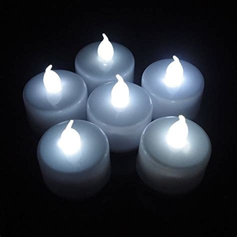 24 48 Pack Flameless Votive Candles Battery Operated Ultra Bright Flickering Led Flameless Tea Light Decoration Candle Battery Powered