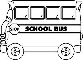 printable bus coloring pages coloring