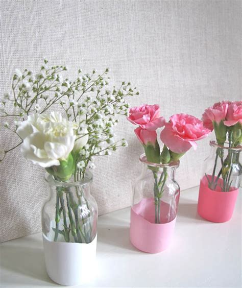 Diy Flower Vases by 6 Diy Flower Vase Projects That You Can Do Right Now Dipfeed