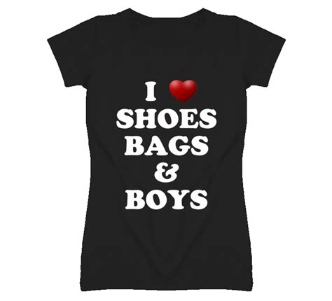 Copy With This I Shoes Bags Boys T Shirt by I Shoes Bags And Boys Inspired White