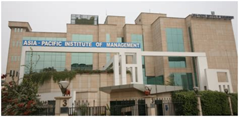 Of The Pacific Mba Ranking by Asia Pacific Institute Of Management Aim New Delhi Fees