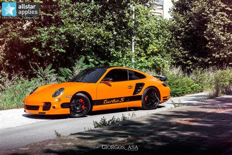 orange porsche 911 turbo porsche 911 turbo burnt orange allstar applies