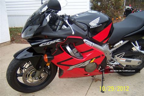 2004 honda cbr 600 for 2004 honda cbr f4i horsepower