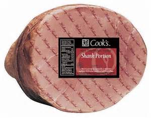cook s ham bone in hams traditional portioned ham