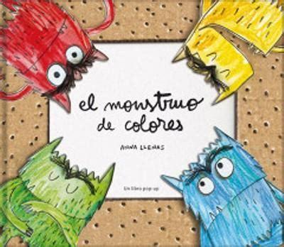 libro el monstruo de colores el monstruo de colores pop up comprar libro en fnac es