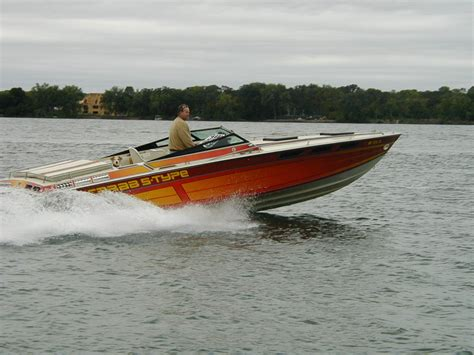 wellcraft scarab 300 flat deck boat for sale from usa - Wellcraft Deck Boat