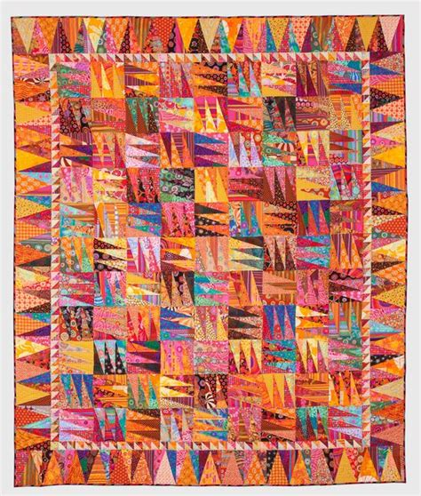 Glorious Patchwork - flashes quilt and michigan on