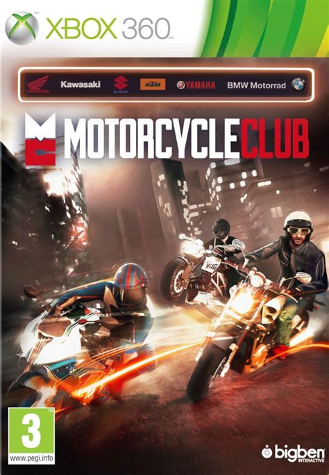 Join the Motorcycle Club on Xbox 360 Next Month   Xbox One