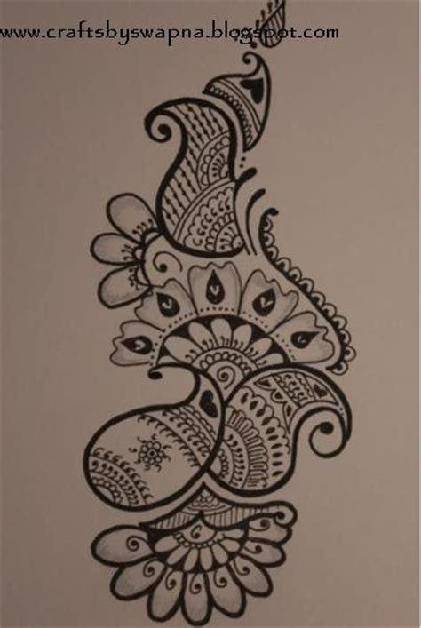 how to draw a tattoo design on paper my craft ideas mehendi henna design 2
