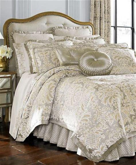 j queen comforter sets j queen alexandria tan silver 3 piece queen comforter