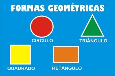 imagenes geometricas y sus nombres 100 figuras geom 233 tricas infantiles en dibujos para ni 241 os