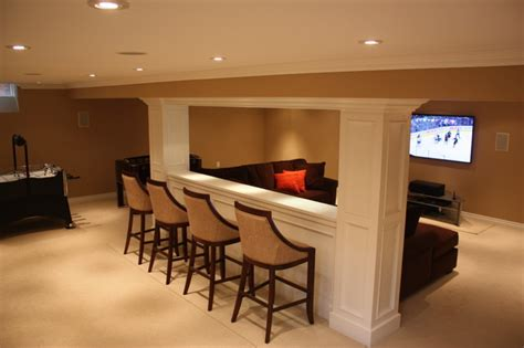 design home support basement renovations