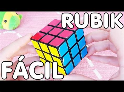 Tutorial Rubik Español | cubo video watch hd videos online without registration