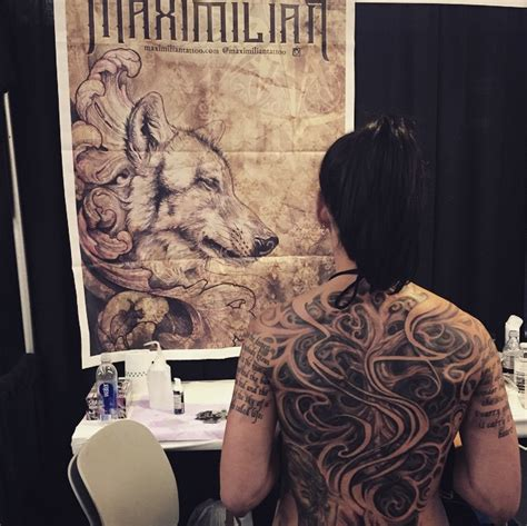 empire state tattoo expo empire state convention 2015 maximilian