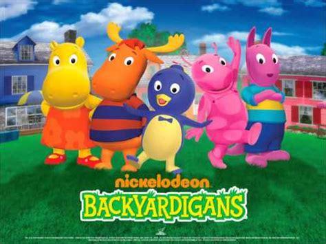 backyardigans theme remix