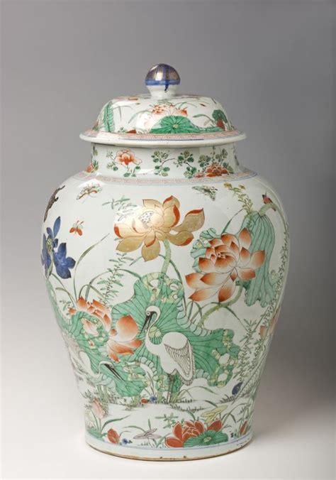 vasi cinesi dinastia ming le porcellane cinesi della famiglia verde orientart