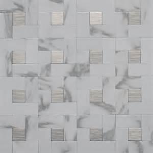 Peel And Stick Wall Tile Ekb Innovations Ekb 03 108 Peel N Stick Wall Tile White