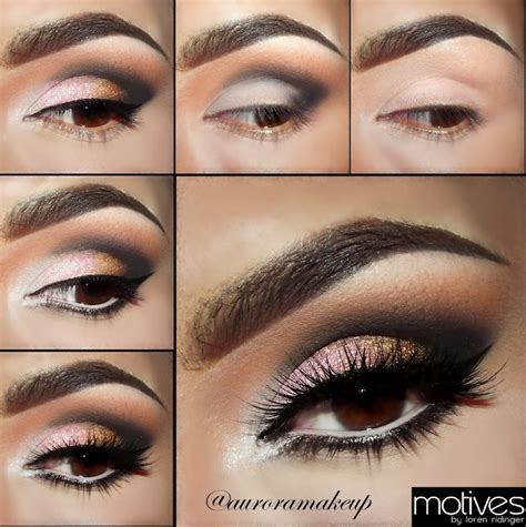 tutorial makeup com 12 step by step makeup tutorials for a night out