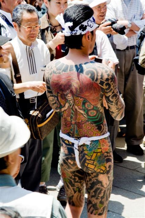 yakuza tattoo festival fundoshi 4 all tattoo pinterest fundoshi tattoo