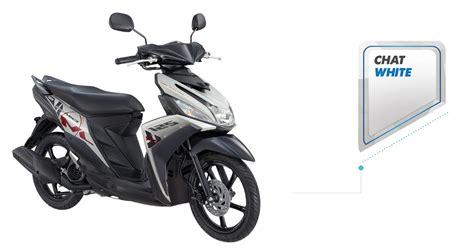 Harga Nama Bagian Motor Mio by Pilihan Warna Yamaha Mio 125 M3 Bluecore Harga Dan