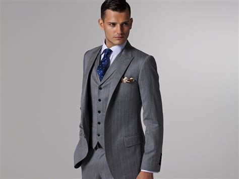 light grey 3 piece suit vincero light gray herringbone three piece suit