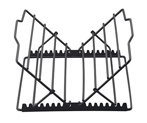 Wire Cooking Rack by Hic Adjustable Wire Roasting Baking Broiling Rack
