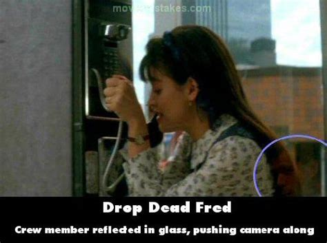 Drop Dead Fred Meme - drop dead fred 1991 movie mistakes goofs and bloopers