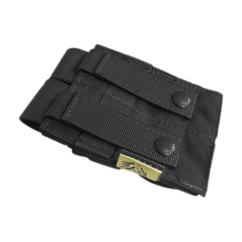 Molle 9 Mm Mag Pouch Black flyye 9mm magazine pouch ver fe molle black