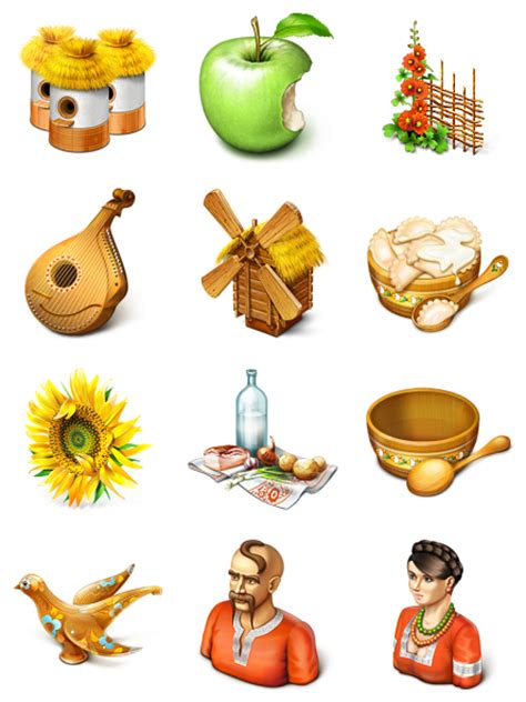 Ukrainian Also Search For Ukrainian Motifs 12 Free Icons Icon Search Engine