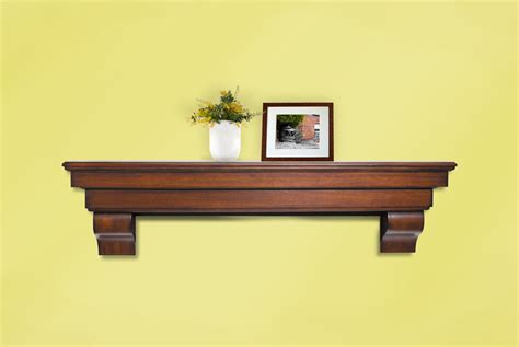 Wood Mantel Shelf by Salem Wood Mantel Shelves Fireplace Mantel Shelf