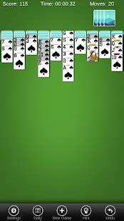spider solitaire pro game  offline  android apk market