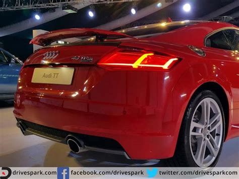 audi lowest price car audi tt coupe launched in india price specs features