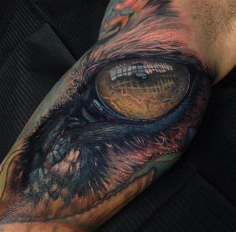 tattoo 3d on arm 3d tattoo eye upper arm motif ideas tattoo designs