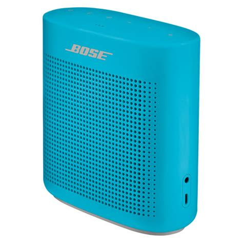 bose soundlink color review bose soundlink colour ii splashproof portable bluetooth
