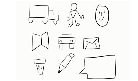 Easy Things To Draw On A Whiteboard by More Whiteboard Drawing Tips Simple Shape Nouns