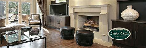 Cedar Ridge Hearth Gas Fireplace by Cedar Ridge Fireplace Manual