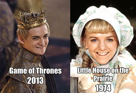 nellie little house on the prairie king joffrey in a former life weknowmemes
