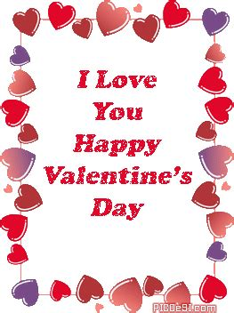 i you baby happy valentines day happy valentine s i you glitter picdesi