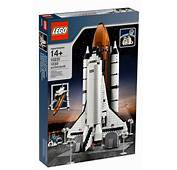 Space Shuttle Expedition LEGO Set A Fond Farewell To