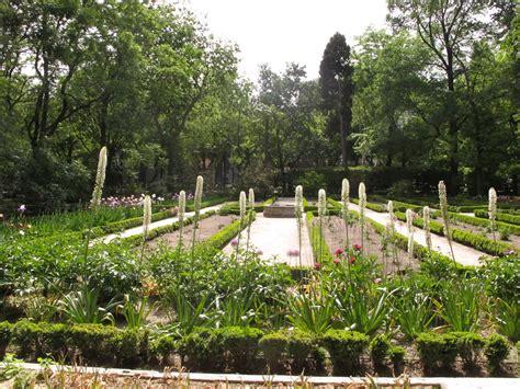 Royal Botanical Gardens In Madrid Tori Jackiespain2012 Royal Botanical Gardens Madrid