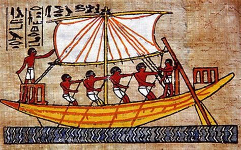 ancient egypt boats and transportation top 10 little known facts about ancient egypt