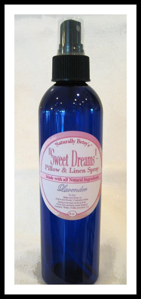 Sweet Dreams Pillow Spray by Quot Sweet Dreams Quot Pillow And Linen Spray Naturally Betsy