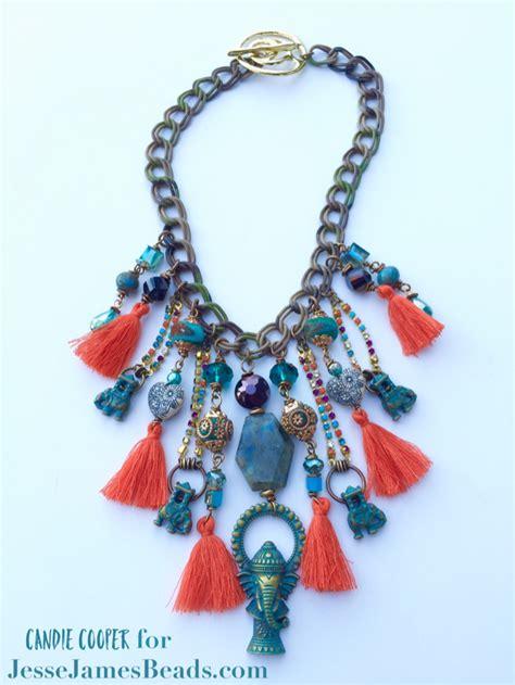 tassels for jewelry tassel takeover make tassel jewelry