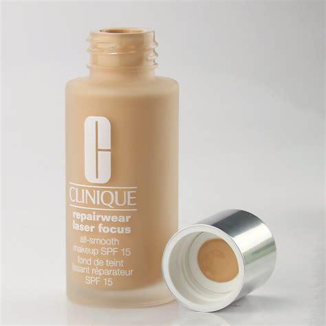 Clinique Repairwear Laser Focus Foundation clinique repairwear laser focus all smooth makeup